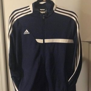 Adidas Climacool Mens Zip Jacket